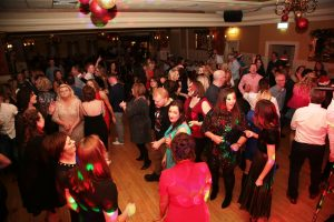 The bizz christmas party